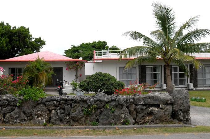 黒島「なかた荘」