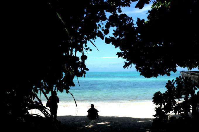 竹富島『星砂ビーチ』