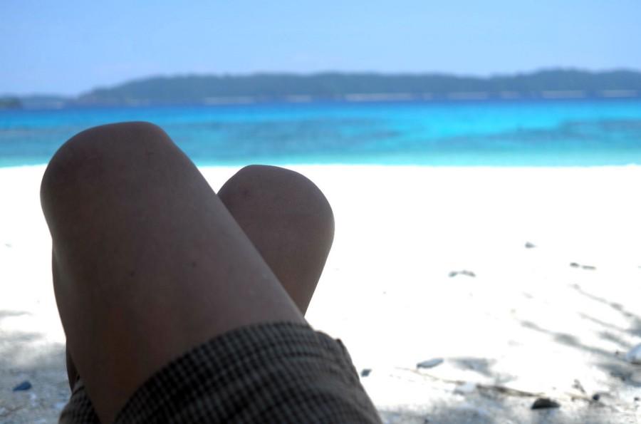 阿嘉島『ニシバマビーチ』