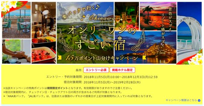 「楽天トラベル」パックツアー案内サイト