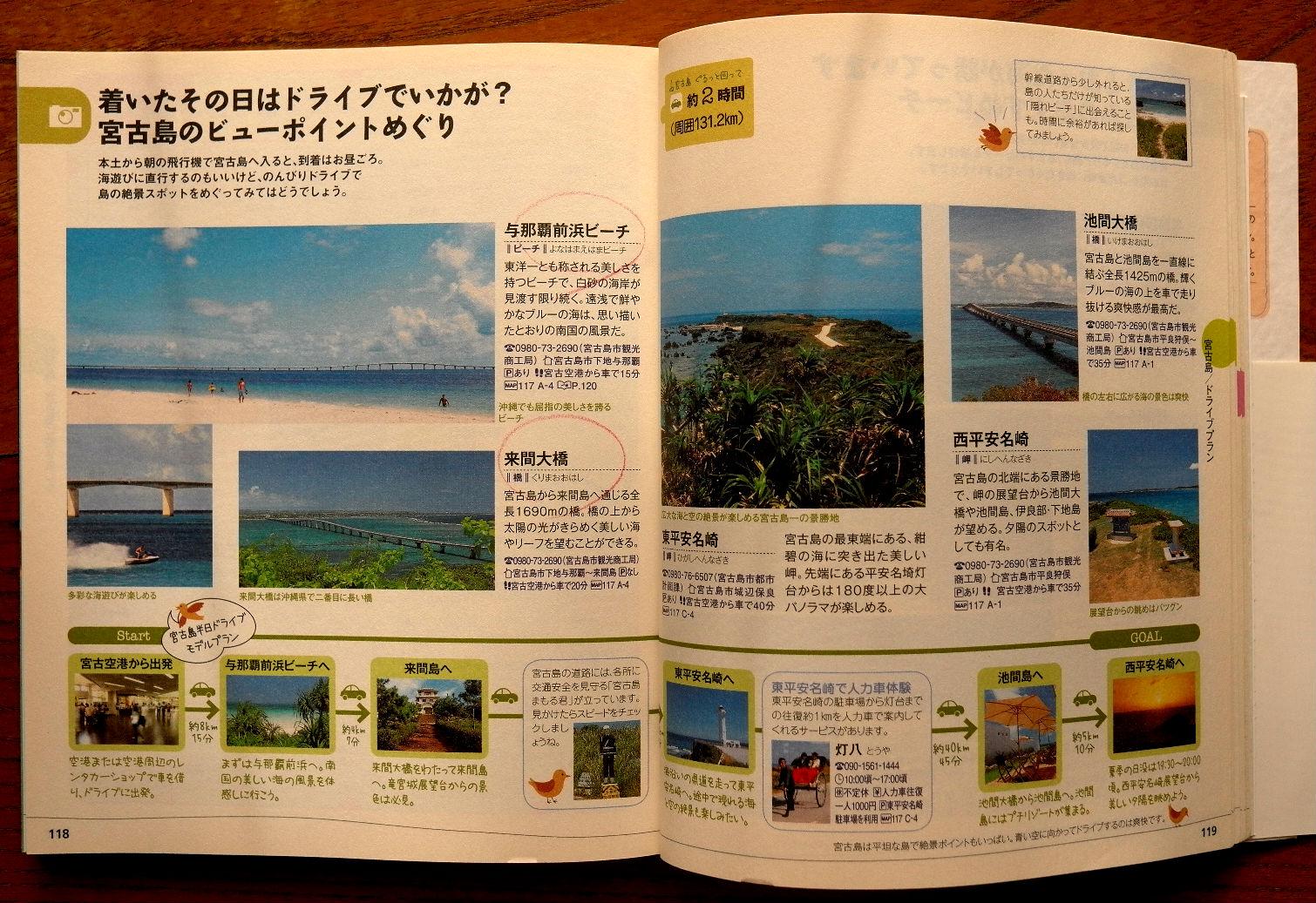 『ことりっぷ』宮古島ビューポイントページ