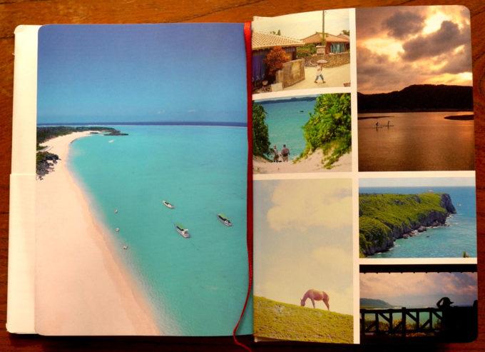 『人生を変える南の島々。日本編』写真ページ