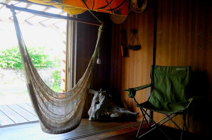 西表島/AmaYurA 天響の居間