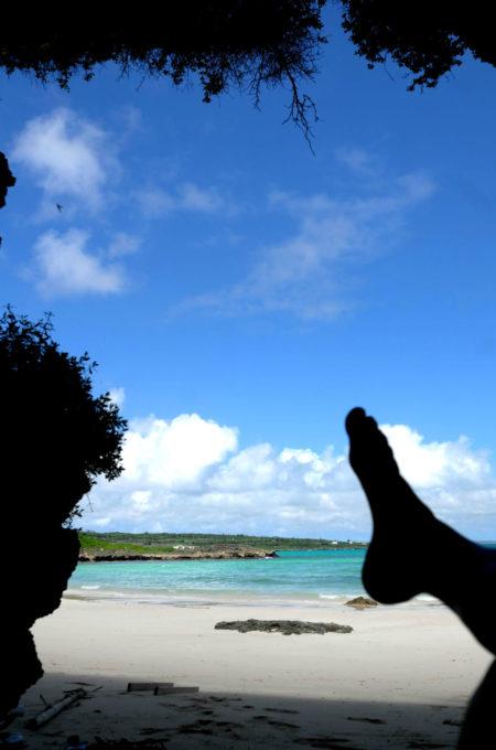 伊良部島/渡口の浜