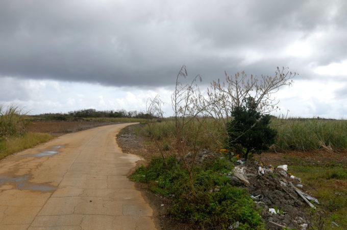 下地島旧道