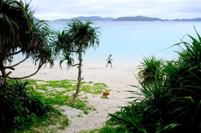 渡嘉敷島/とかしくビーチ