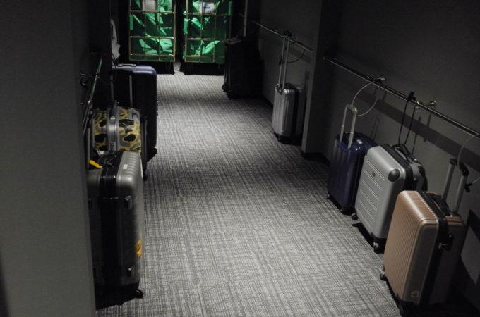 トランク収納スペース
